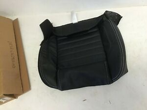 2013 2014 Ford Mustang Oem Driver Side Seat Bottom Cover Dr3z 6362901 hd