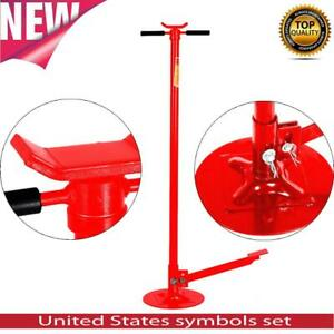 1 2 Ton 1000 Lbs Under Hoist Support Stand 80 Lifting Safety Jack For Vehicle
