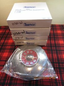 Officially Licensed Ford Thunderbird Red Hubcaps 1956 Model Year Set Of 4 New