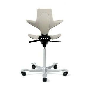 Brand New Capisco Puls Ergonomic Office Chair By Hag Patrial Sprint Earth