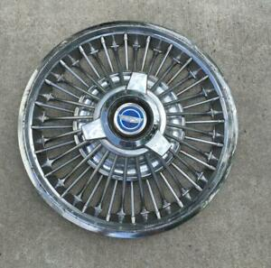 1965 1966 Ford Mustang 14 Wire Wheel Cover Spinner Hubcap
