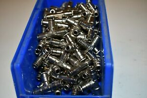 Lot Of 96 Camozzi Tee Connector Fittings 6540 53 00