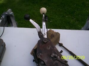 Hurst Shifter Four Speed Muncie Ford Lockout Gasser Hot Rat Rod Vintage Race
