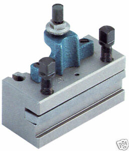 New Cut off Holder A For 40 Position Qc Tool Post E
