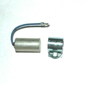 Ignition Condenser Mercury Lincoln Edsel Ford For Dual Point Distributor