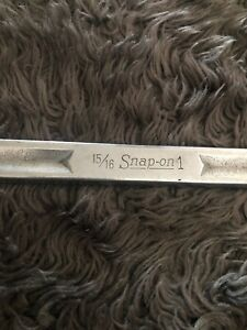 Snap On Xv3032 15 16x1 Offset Box End Wrench Classic