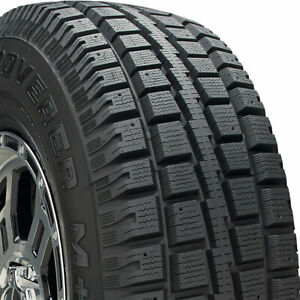 2 New 235 75 16 Cooper Discoverer M s Winter snow 75r R16 Tires