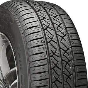 2 New 205 60 16 Continental True Contact 60r R16 Tires 26683
