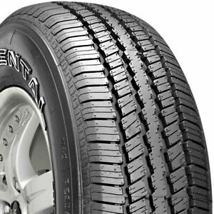 2 New P235 70 16 Continental Contitrac Owl bsw 70r R16 Tires