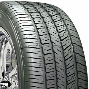 1 New 255 60 17 Goodyear Eagle Rs A 60r R17 Tire