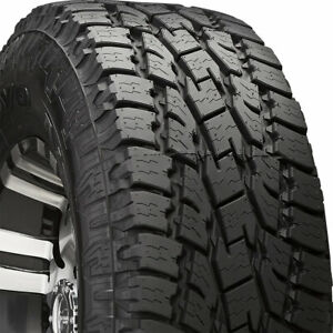 2 New 245 70 17 Toyo Open Country A T Lt 70 17r Tires 30408