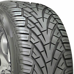 4 New 255 55 19 General Grabber Uhp 55r R19 Tires
