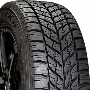 4 New 225 60 16 98t Goodyear Ultra Grip Winter 60r R16 Tires 28287