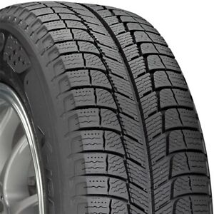 2 New 235 55 17 Michelin X Ice Xi3 Winter Snow 55r R17 Tires