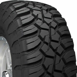 4 New 35 12 50 18 General Grabber X3 12r R18 Tires 31914