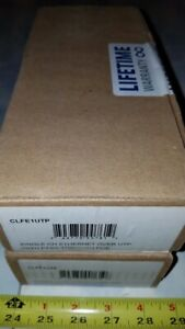 2x Clfe1ut By Comnet Clfe1utp Single channel Ethernet Over Utp Pass through Poe