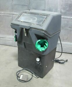 Raytech Model Rb 4b Small Sand Blasting Cabinet Made In Usa