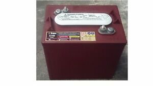 Battery For The Toro Utility Vehicle E2050 Workman 8 Each