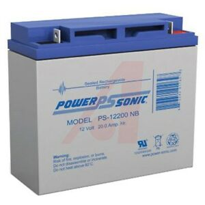 Battery For Solar 12v 20ah Deep Cycle maintanence Free Each