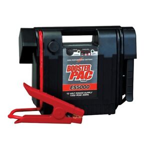 Booster Pac Es5000 1500 Peak Amp Battery Professional Booster Pack