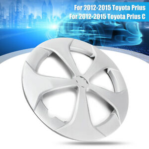 Fits For Toyota Prius Prius C 2012 2015 Hubcap Wheel Cover Silver 4260247060