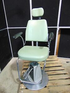 Reliance Procedure Chair Serial 4085 F f Koenigkramer Foot Pump Raises S2952y