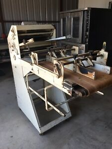 Acme Model No 8 Rol sheeter Bakery Pressure Dough Sheeter