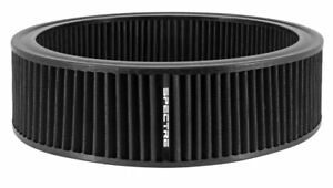 14 X 4 Air Filter Black Spectre Hpr0138k