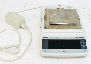 Mettler Toledo Pg503 s Digital Analytical Lab Scale Balance D 0 001g Max 510g
