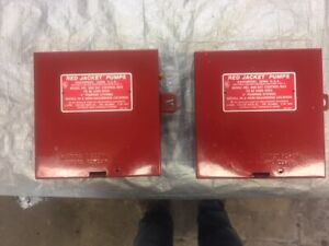 Veeder root Red Jacket Pumps Control Box 880 041