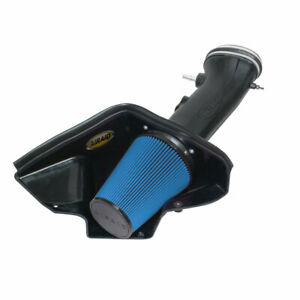 Synthamax Intake System Blue Airaid 453 211 For 07 09 Ford Mustang Shelby Gt500
