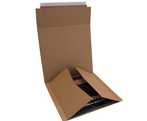 5 X 12 Lp Size C Multi holds 1 6 Lp Postal Mailers Vinyl Record Packaging Box