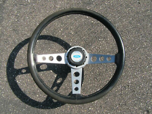 1974 75 76 77 78 Ford F120 Truck Vintage Ford 3 Spoke Sport Steering Wheel