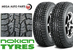 2 Nokian Rotiiva At 255 70r17 112t Sl All Terrain All Season Truck Suv Cuv Tires