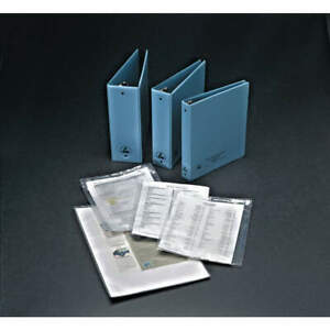 Desco 3 ring Binder 2 blue 07415 Blue