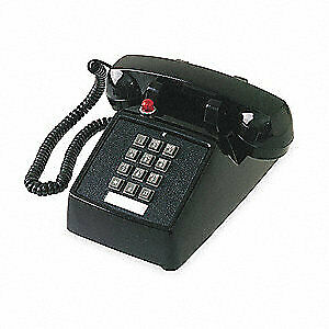 Cetis Standard Desk Phone Black 2510d Mw bk Black