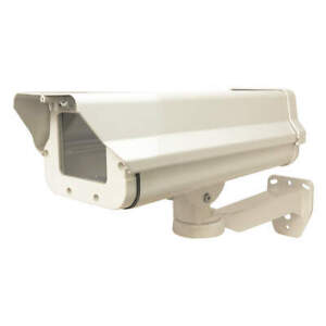 Speco Technologies Cctv Housing metal ivory 4 1 2 In H Vch401hbmt Ivory