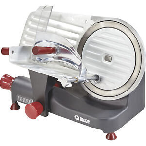 Guide Gear Commercial grade Electric Meat Deli Food Kitchen Slicer 10in Blade