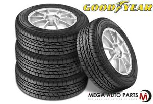 4 Goodyear Assurance Weatherready Weather Ready 225 55r17 97h All Season Tires