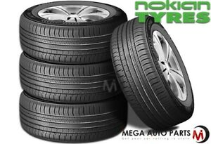 4 New Nokian Entyre 195 60r15 92h Xl All Season Traction Tires 75k Mi Warranty