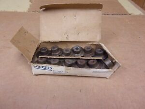 Ridgid No 3 And 4 Cutter Wheels Thin Blade Box Of 12