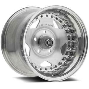 15 X7 Centerline Convo Pro Polished 5x4 75 6 Et 000p 57061 06 Single Rim
