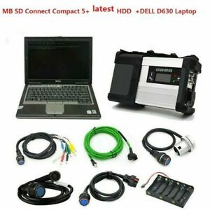 Dhl V2019 12 Hdd Mb Sd C5 Sd Connect Compact 5 Star Diagnosis dell D630 Laptop