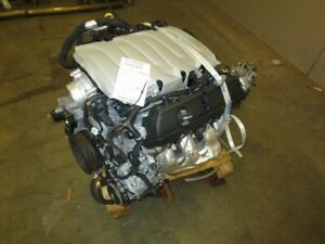 2016 2019 Chevrolet Camaro 6 2l Lt1 Engine Manual Transmission 9k Miles Oem
