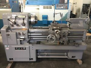 Mori Seiki Ms 850g Gap Bed Manual Engine Lathe 10 3 jaw Chuck 31 Dbc
