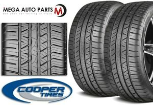 2 Cooper Zeon Rs3 G1 215 45r17 91w Xl Tires