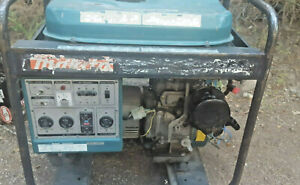 G6100r Makita Gas Powered Generator Just Serviced