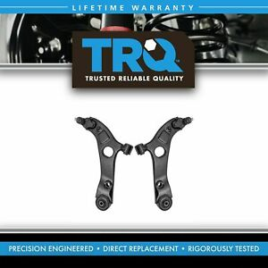 Front Lower Control Arm Ball Joint Assembly Pair Set 2pc For Optima Sonata New