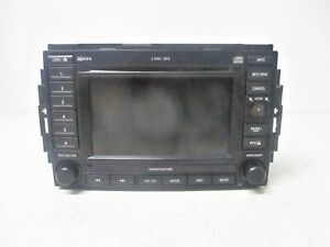 2005 Chrysler 300 Radio Receiver Am Fm Dvd 6 Disc Cd Navigation Rec Oem
