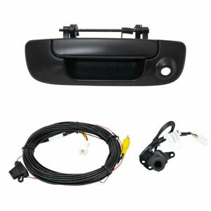Rear View Backup Camera Add on Kit W Wiring Handle For Ram 1500 2500 3500